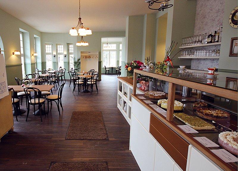 Café Eigler im Capa Haus