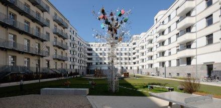 Neubau LKG Carré – Graphisches Viertel