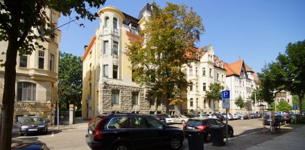 Tschaikowskistr. 31 – Waldstraßenviertel