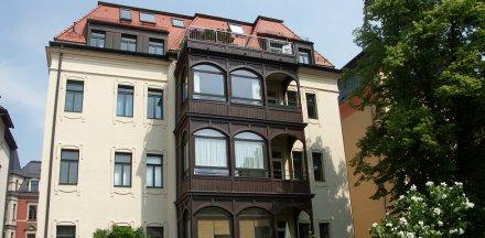 Tschaikowskistr. 33 – Waldstraßenviertel