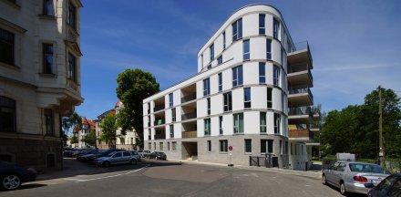 LiviaPark – Waldstraßenviertel