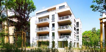 Jacobstr. 21 Penthouse – Waldstraßenviertel