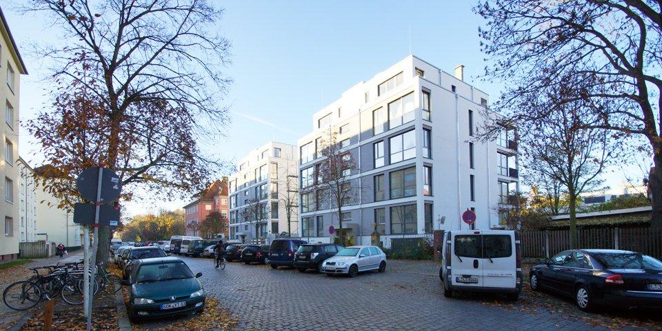 Fockebuildings – Fockestr. 18 – Südvorstadt