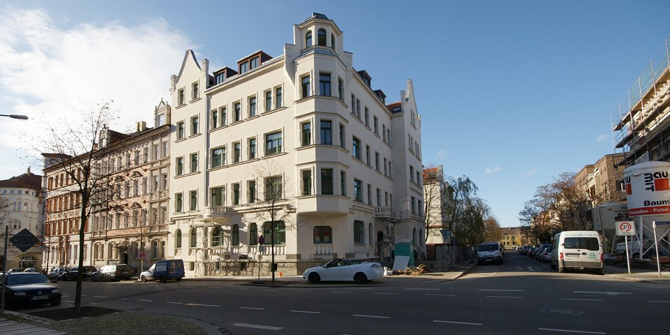 Stauffenbergstr. 9 – Gohlis
