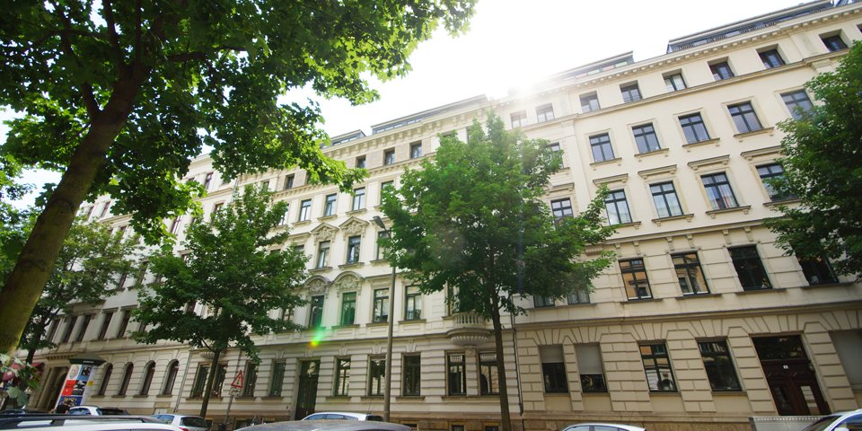 Tschaikowskistr. 1-5 – Waldstraßenviertel