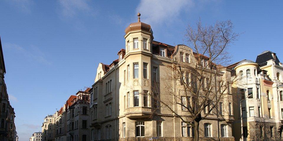 Tschaikowskistr. 29 – Waldstraßenviertel