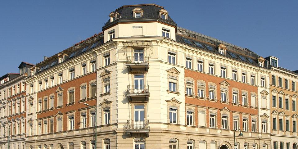 Wettiner/Friedrich-Ebert-Str. – Waldstraßenviertel