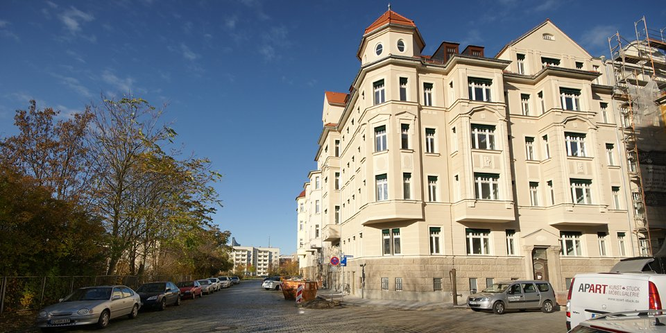 Göschenstr. 9 – Reudnitz-Thonberg