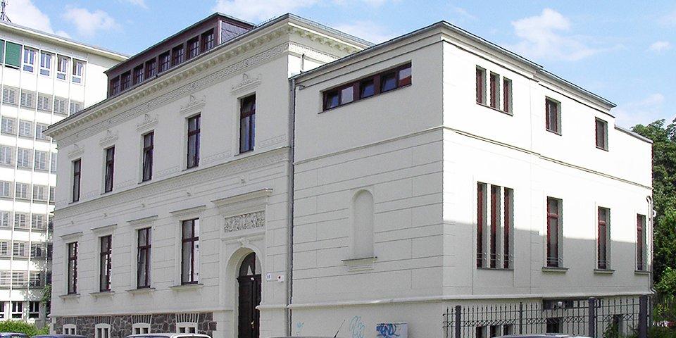 Gustav-Adolf-Str. 11 – Waldstraßenviertel