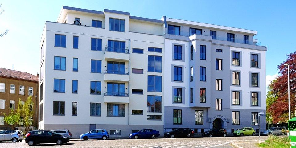 Berggarten Penthouse – Gohlis