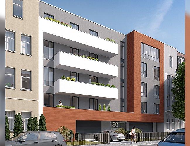 Neubau Leipzig – Penthouse Blumenstr. 50