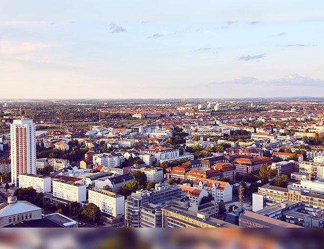 Leipzig – Stadt der Zukunft