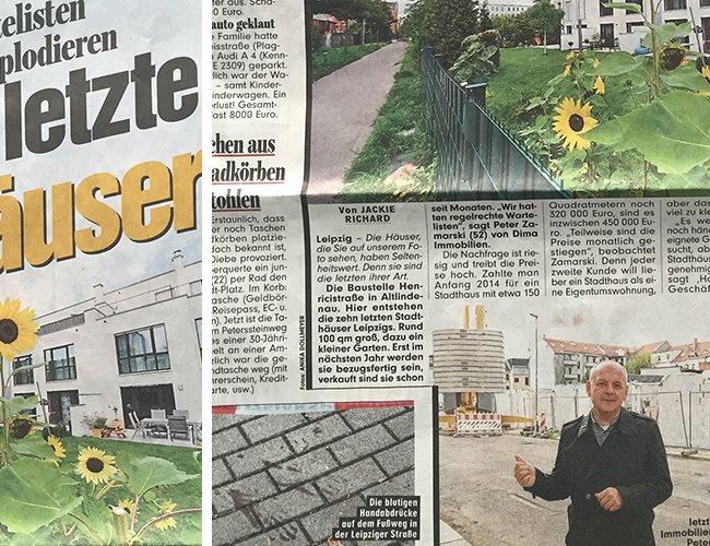Liebe BILD-Zeitung Leipzig