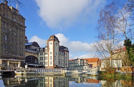 Denkmal Mühlenwerke Stahmeln