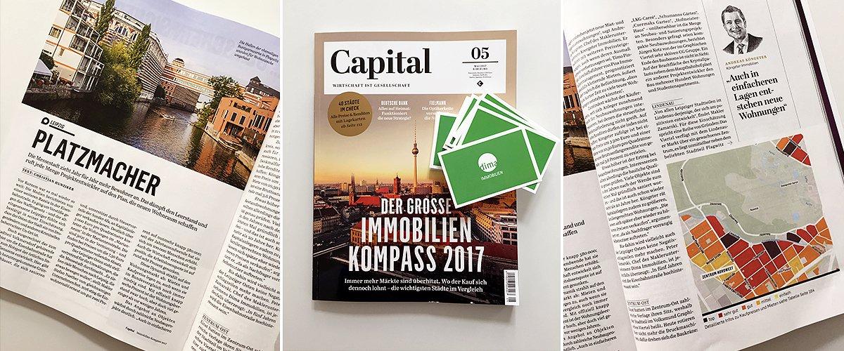 Capital – der große Immobilienkompass 2017