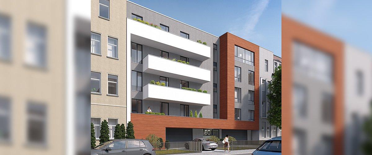 Neubau Gohlis – Blumenstraße