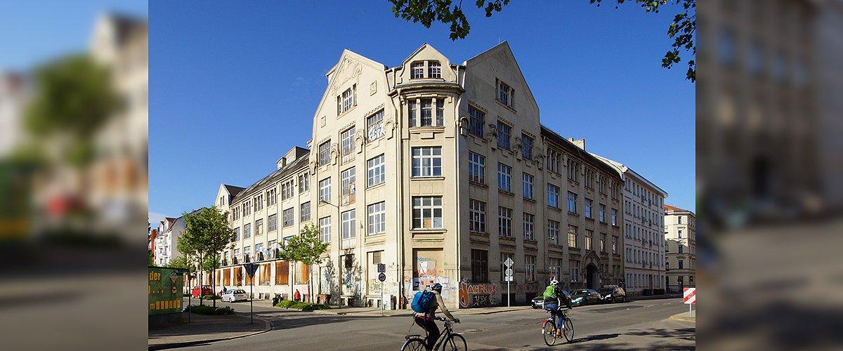 Denkmal Alte Buchbinderei Leipzig – Verkaufsstart