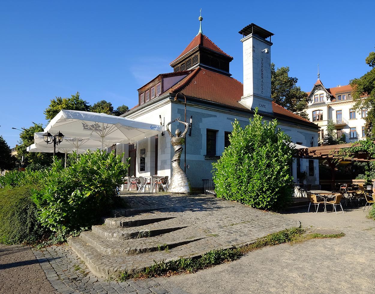 Dima Connewitz Restaurant